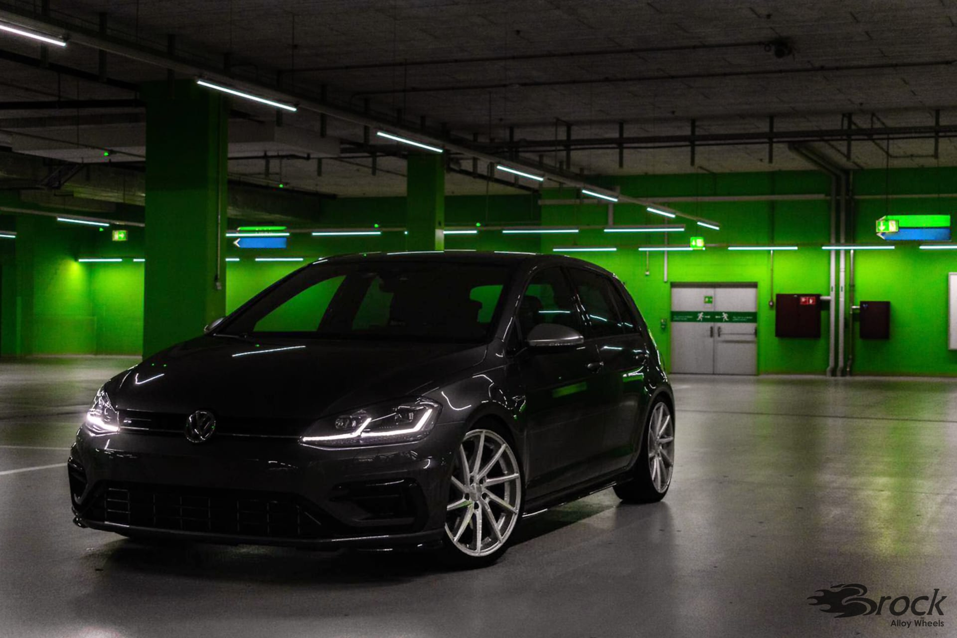 VW Golf VII R Facelift B37 KSVP