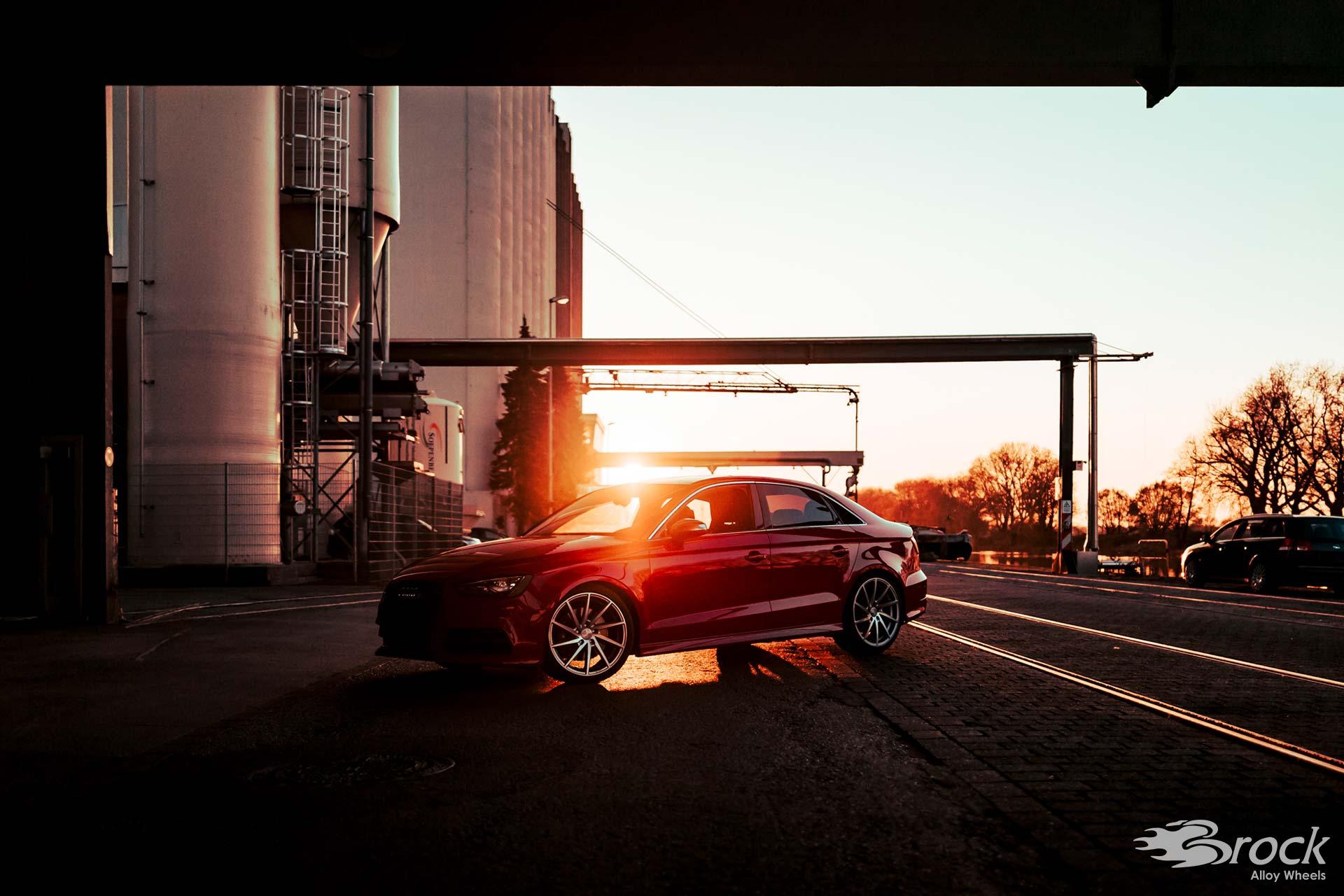 Audi S3 Brock B37 KSVP