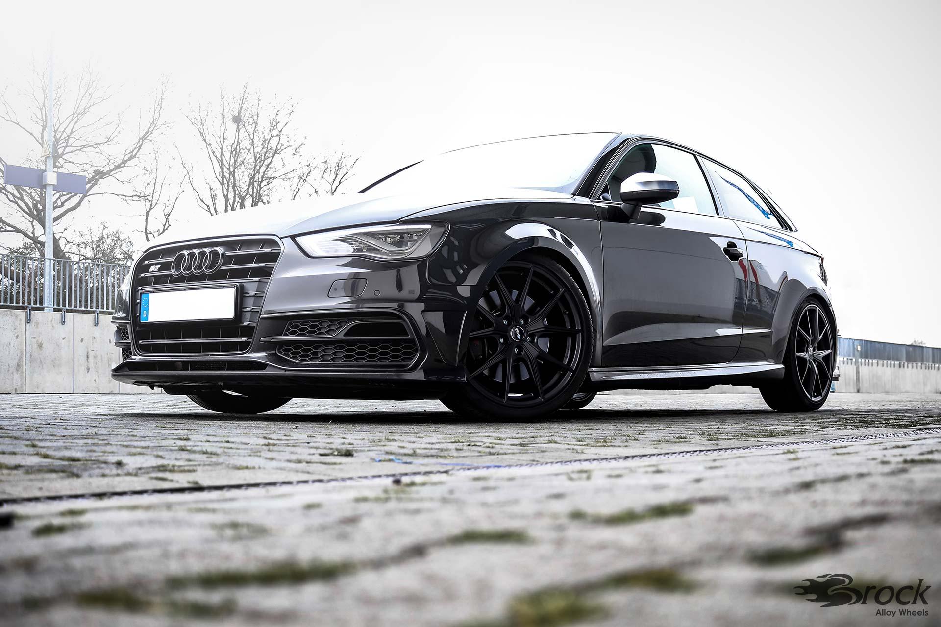 Audi S3 Brock B40 SBM