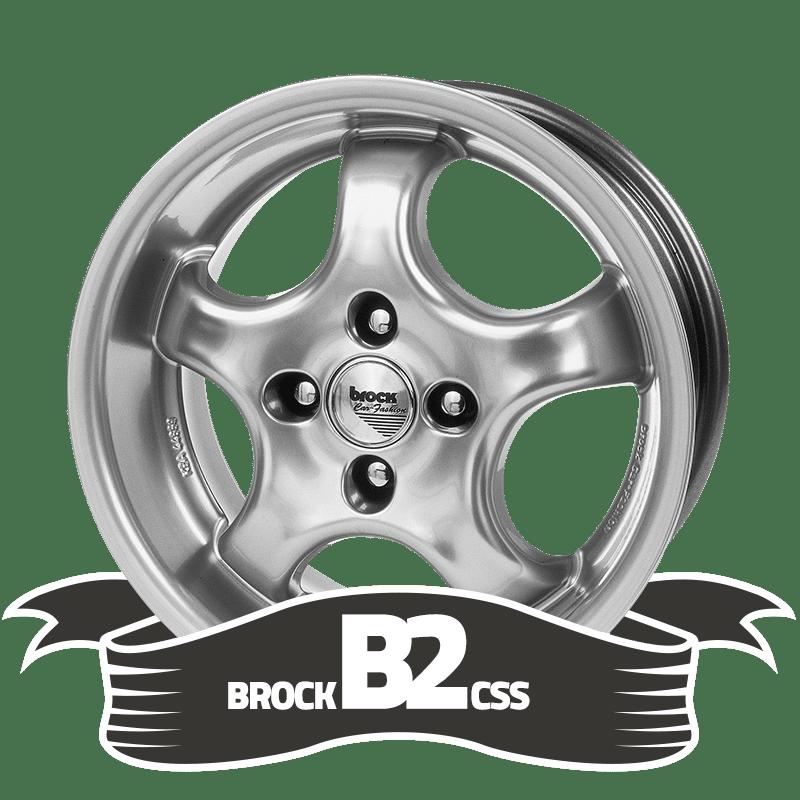 Brock B2 CSS