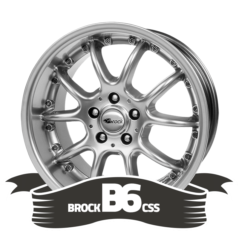 Brock B6 CSS