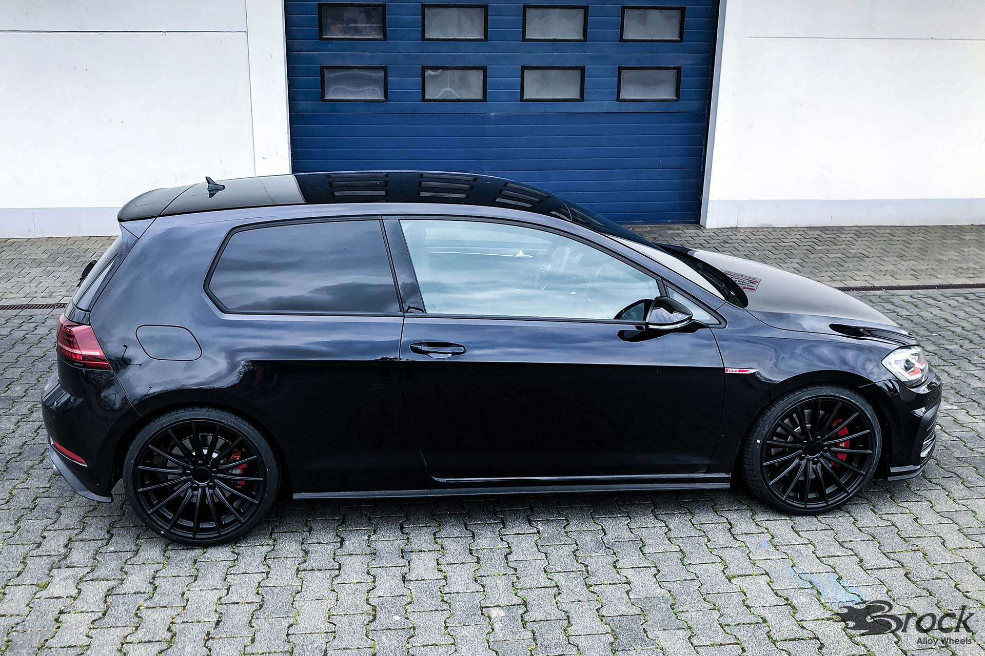 VW Golf VII GTi Brock B36 SBM