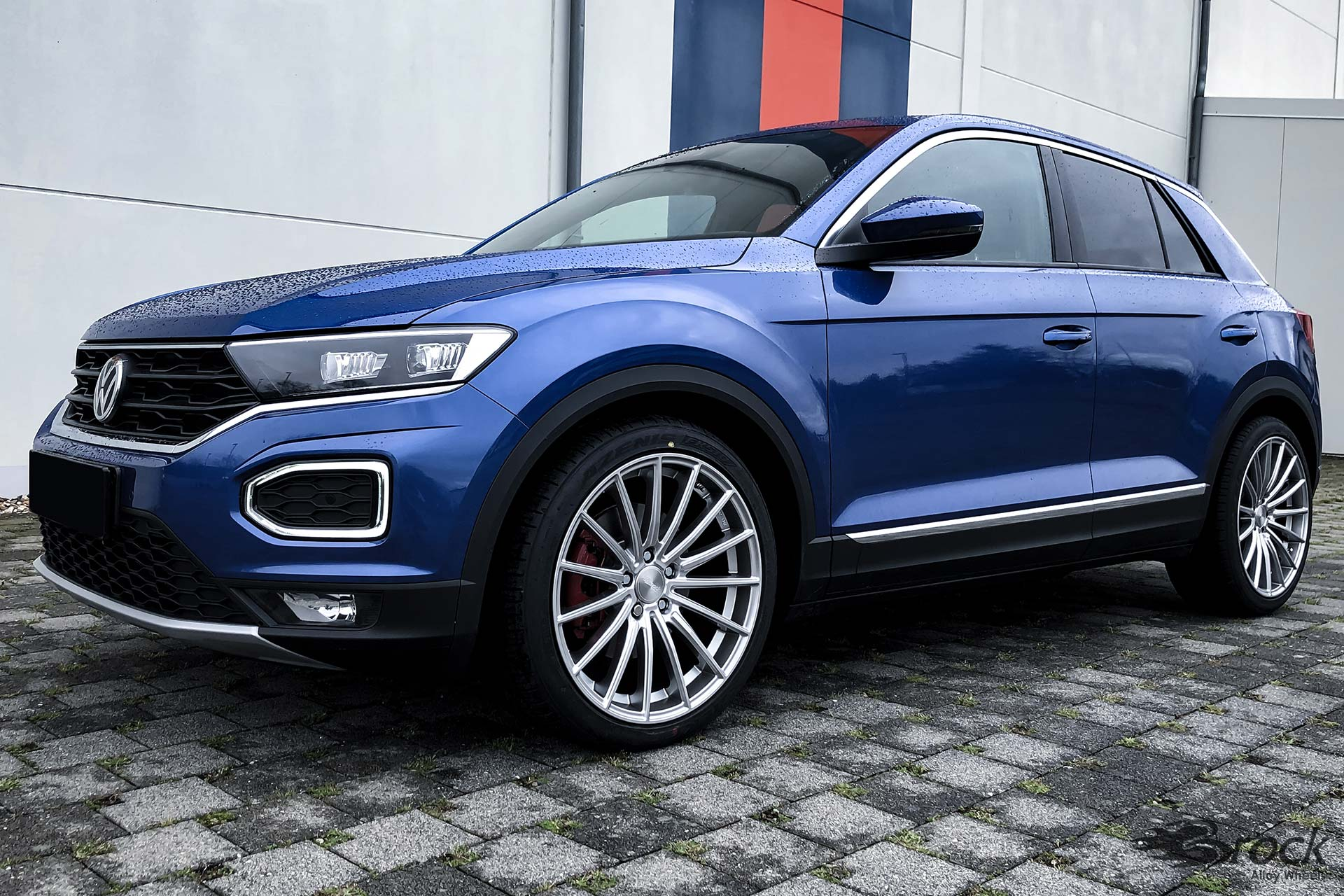 VW T-Roc Brock B36 HS