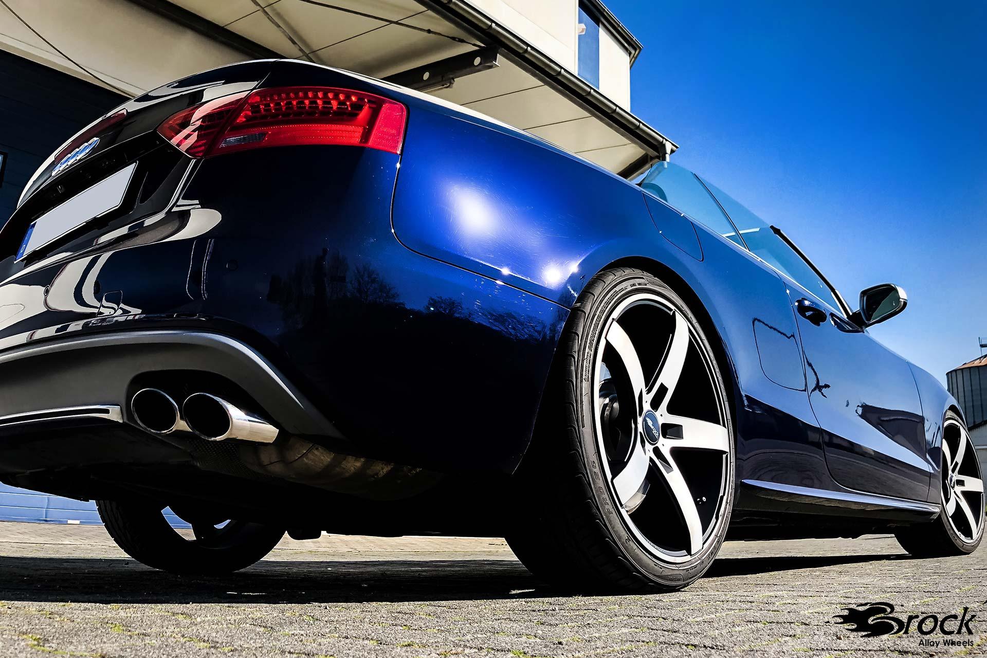 Audi S5 Brock B35 SMVP
