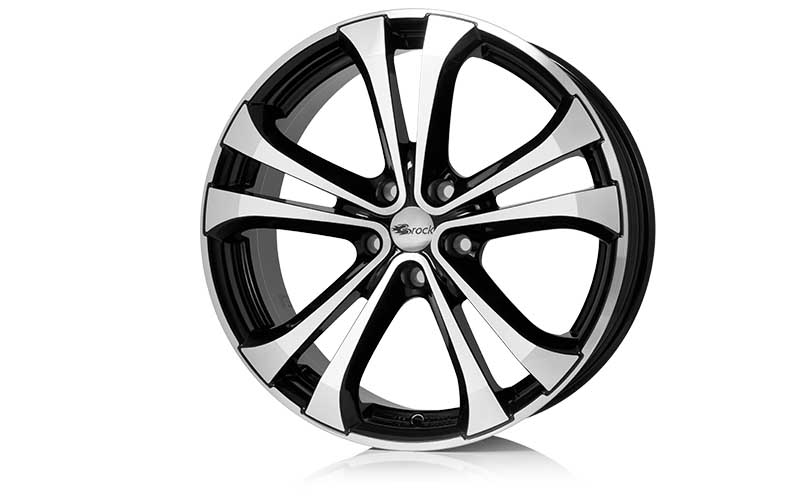 Alloy Wheels By Brock And Rc Design With Ece Or Abe