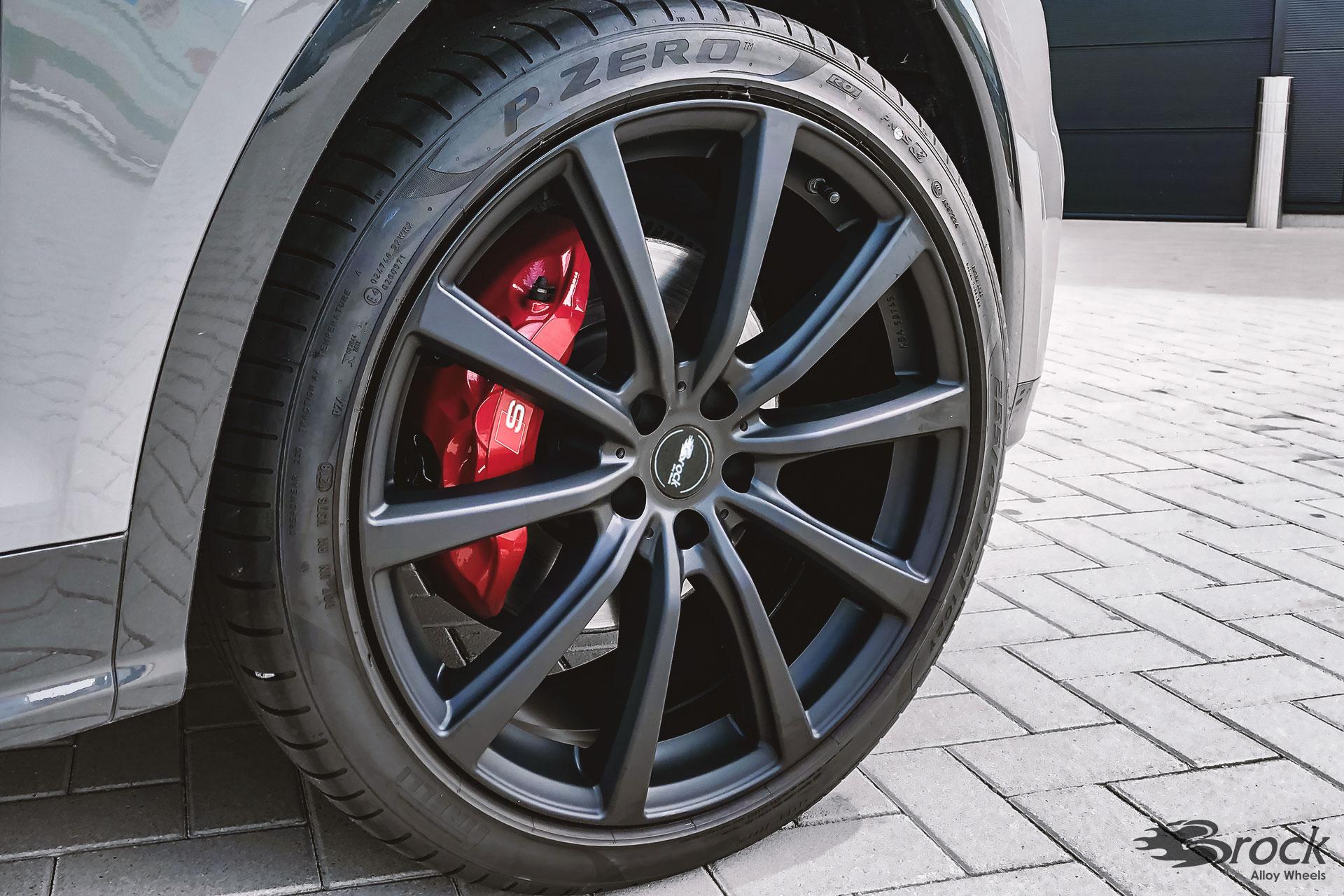 Audi SQ5 Brock B32 9x21 SKM