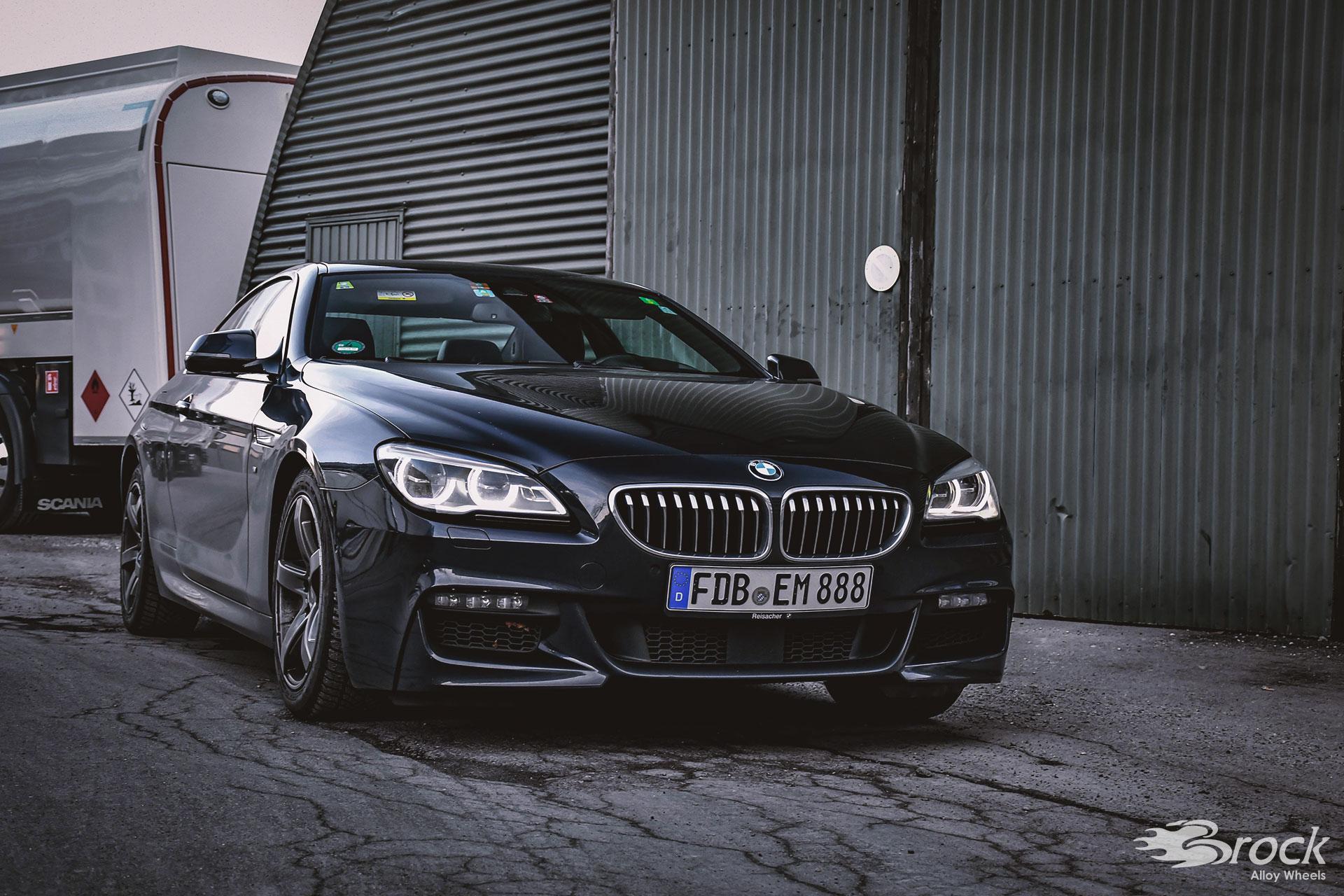 BMW 640I F13 Brock B35 TM