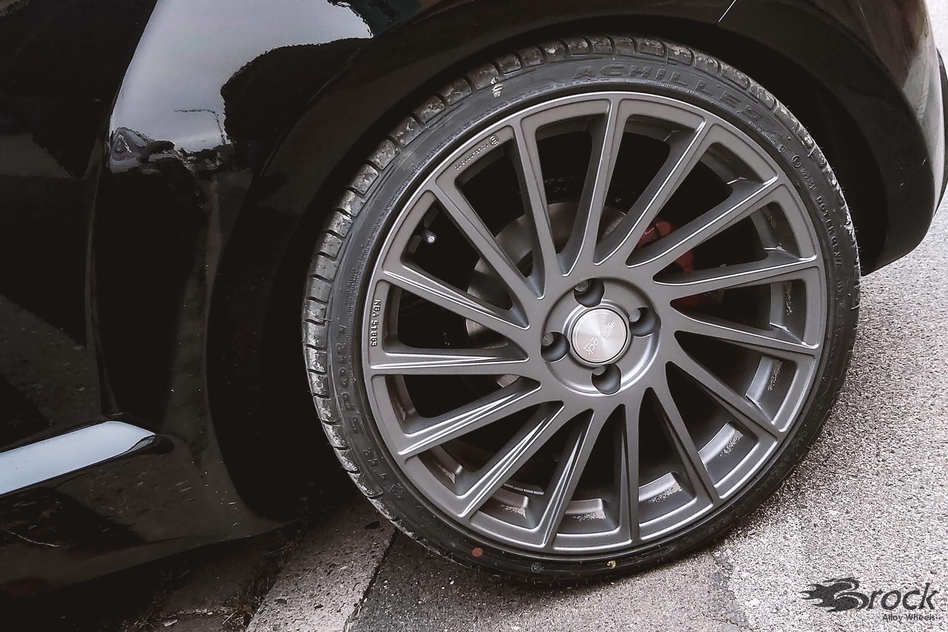 Alfa Romeo Mito B39 HGM