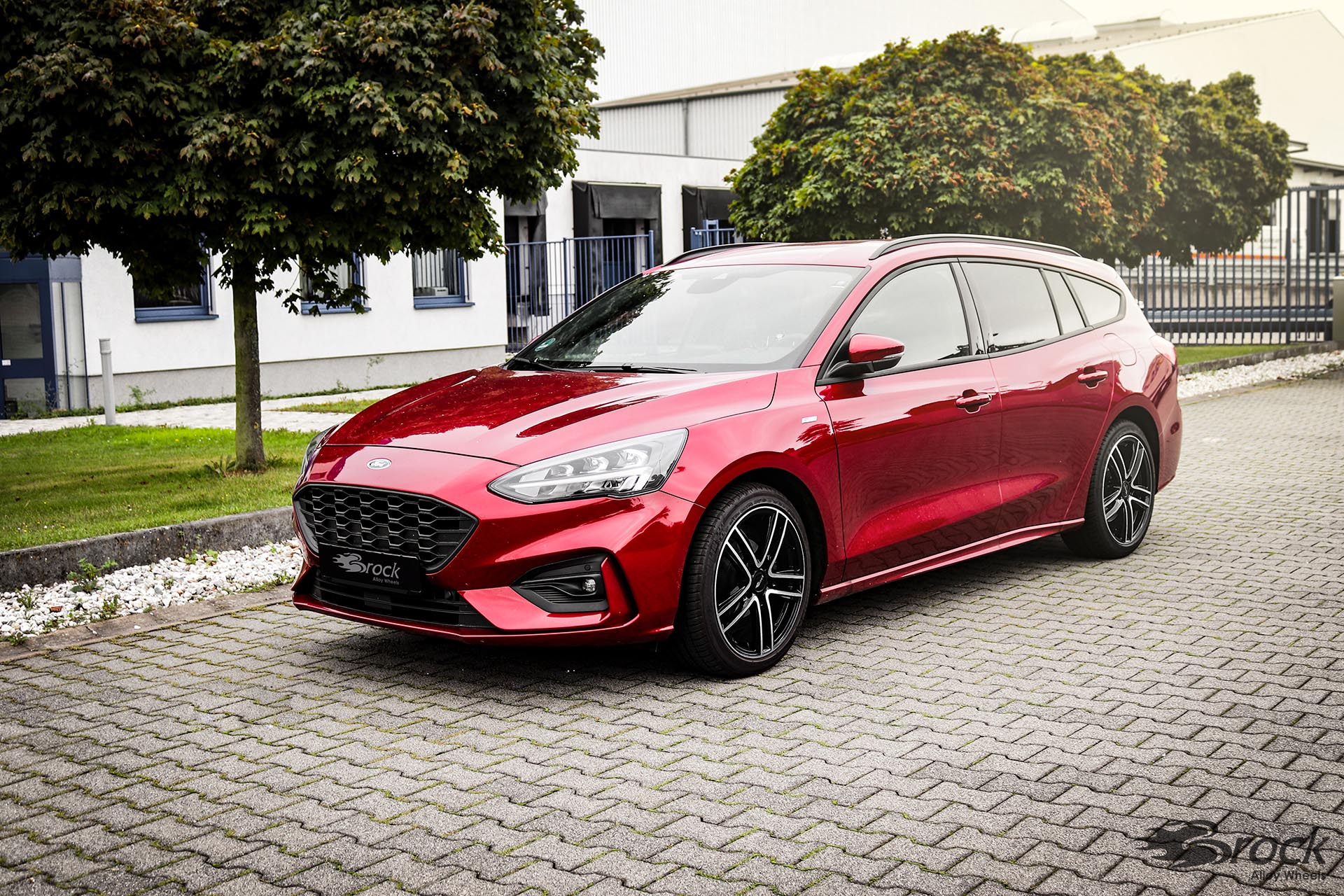 Ford Focus DEH ST-Line RC27 SGVP