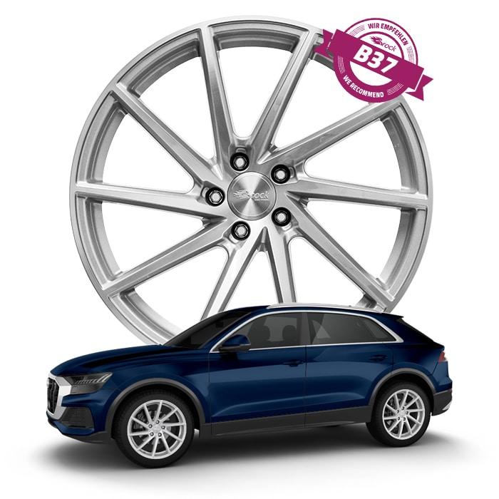 Audi SQ8 B37 KSVP