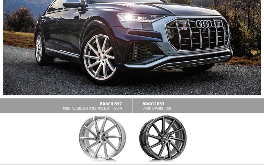 Alufelgen für Audi SQ8