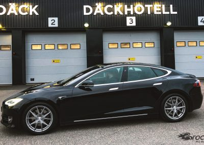 Tesla Model S Brock B40 FGM Felgen