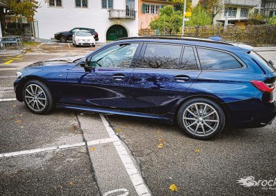 BMW 3er Touring 330i xDrive (G3K (G21)) mit der Felge RC32 7.5x18