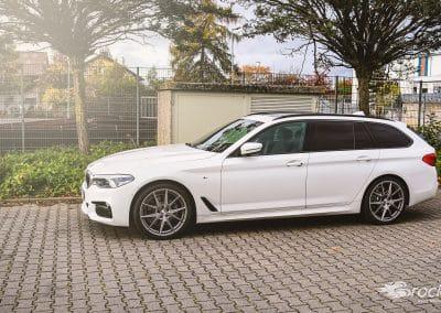 BMW 5er Touring (G5K (G31)) mit der Felge Brock B40 8.0x19 mit ECE