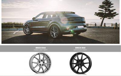Wheels for Porsche Cayenne