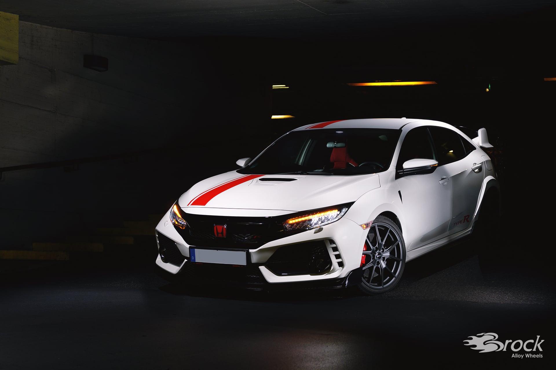 Honda Civic Type-R Brock B40 SBM
