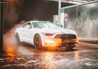 Ford Mustang B40 SBM
