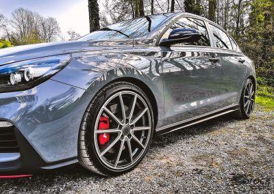 Alufelgen für den Hyundai i30N Fastback - RC-Design RC32 19 Zoll