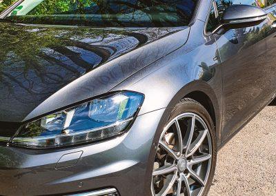 Alufelgen für den VW Golf VII (AU) - RC-Design RC32 7.5x18