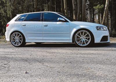 Alufelgen für den Audi RS3 (8P) - Brock B37 8.5x19