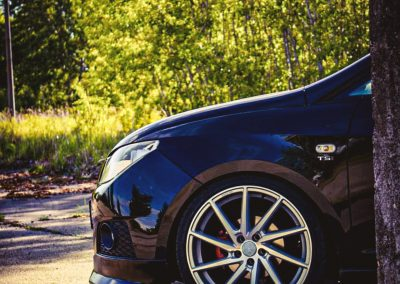 Alufelgen für den Seat Ibiza ST (6J) - Brock B37 8.0x18
