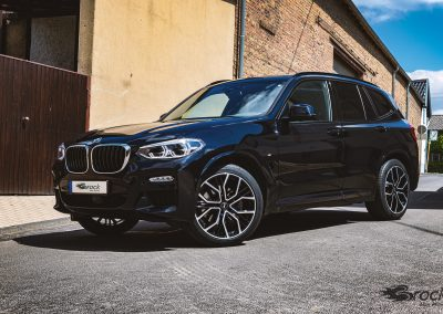 BMW X3 B41 SGVP
