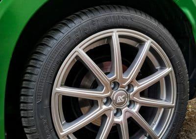 17 Zoll ABE / ECE Alufelgen für den Fiat Tipo [356] - RC-Design RC32