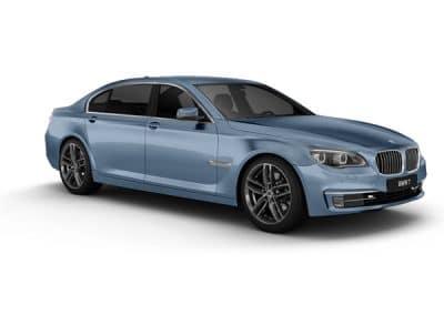BMW 7er Active Hybrid