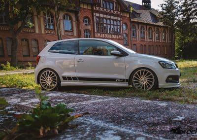18 Zoll ABE Alufelgen für den VW Polo [6R] - Brock B39
