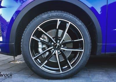 20 Zoll Alufelgen für Jaguar E-Pace - Brock B38 SGVP