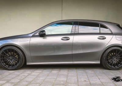 19 Zoll Alufelgen für die Mercedes Benz A-Klasse [F2A] - Brock B36