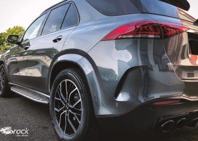 20 Zoll Brock B41 Alufelgen für den Mercedes GLE AMG