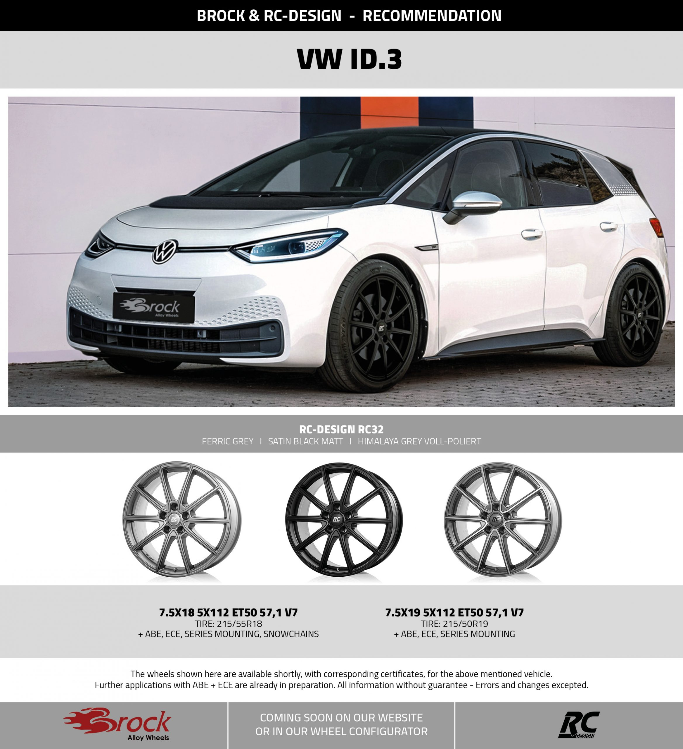 Recommendation VW ID.3