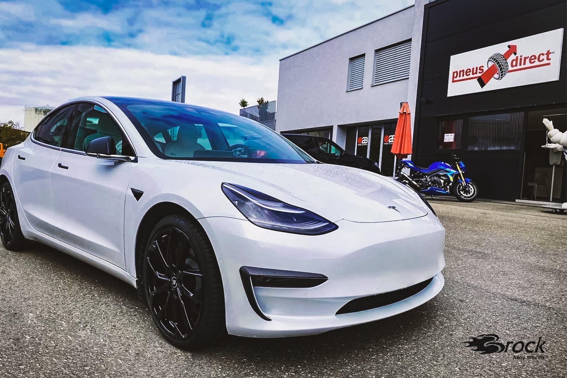 20 Zoll RC-Design RC34 ABE Alufelgen für Tesla Model 3