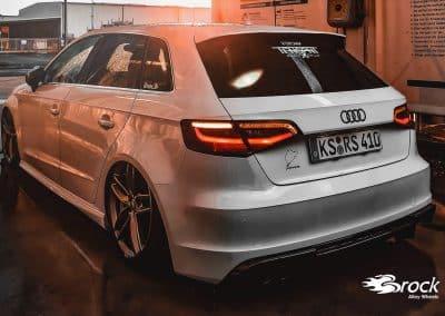 18 Zoll ABE Winterfelgen RC-Design RC29 für den Audi A3