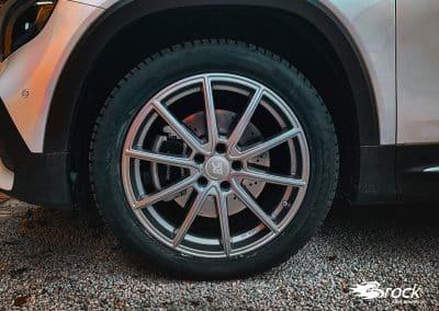 19 Zoll Alufelgen RC-Design RC32 für den Mercedes GLB
