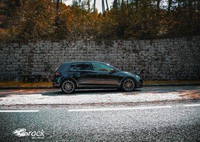 18 Zoll Alufelgen Brock B37 für den VW Golf VII (AU)