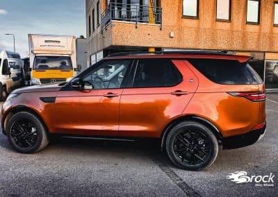 20 Zoll ECE Alufelgen Brock B41 für den Land Rover Discovery