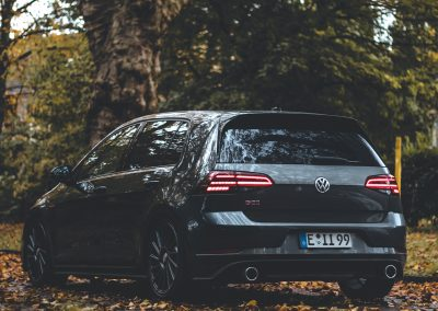 18 Zoll Alufelgen Brock B39 für den VW Golf 7 GTi Performance