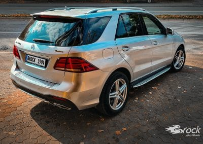 19 Zoll Alufelgen RC-Design RCD17 für den Mercedes GLE