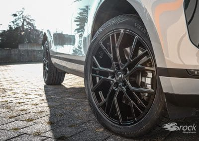 20 Zoll ABE Alufelgen Brock B41 für den Range Rover Evoque