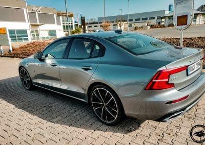 20 Zoll ABE Leichtmetallfelgen Brock B38 für den Volvo S60