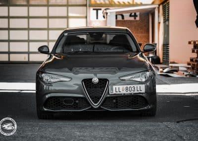 19 Zoll Alufelgen Brock B40 für den Alfa Romeo Giulia