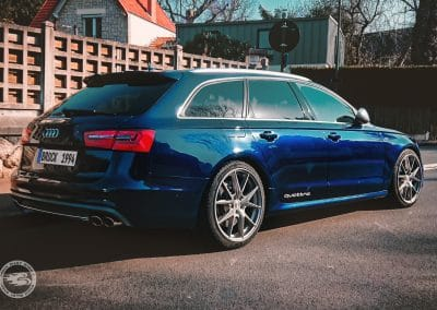 20 inch alloy wheels Brock B40 for Audi S6 Avant Quattro