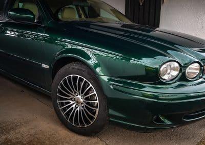16 Zoll Alloy Wheels Brock B24 for Jaguar X-Type (CF1)