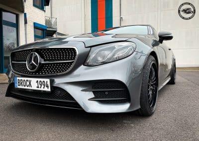 20 Zoll Alufelgen Brock B24-GP für die Mercedes E-Klasse