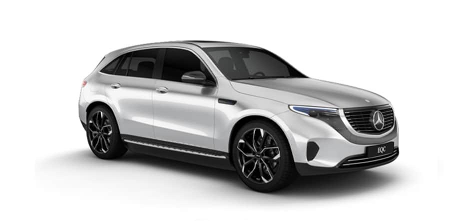 Mercedes EQC Felgen
