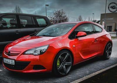 20 Inch Alloy Wheels Brock B35 for Opel Astra J GTC