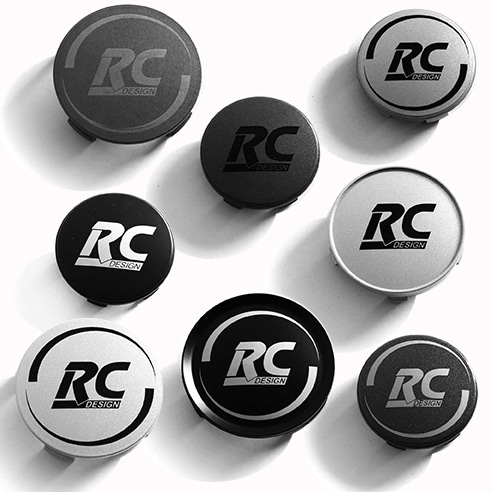 RC-Design Nabenkappen