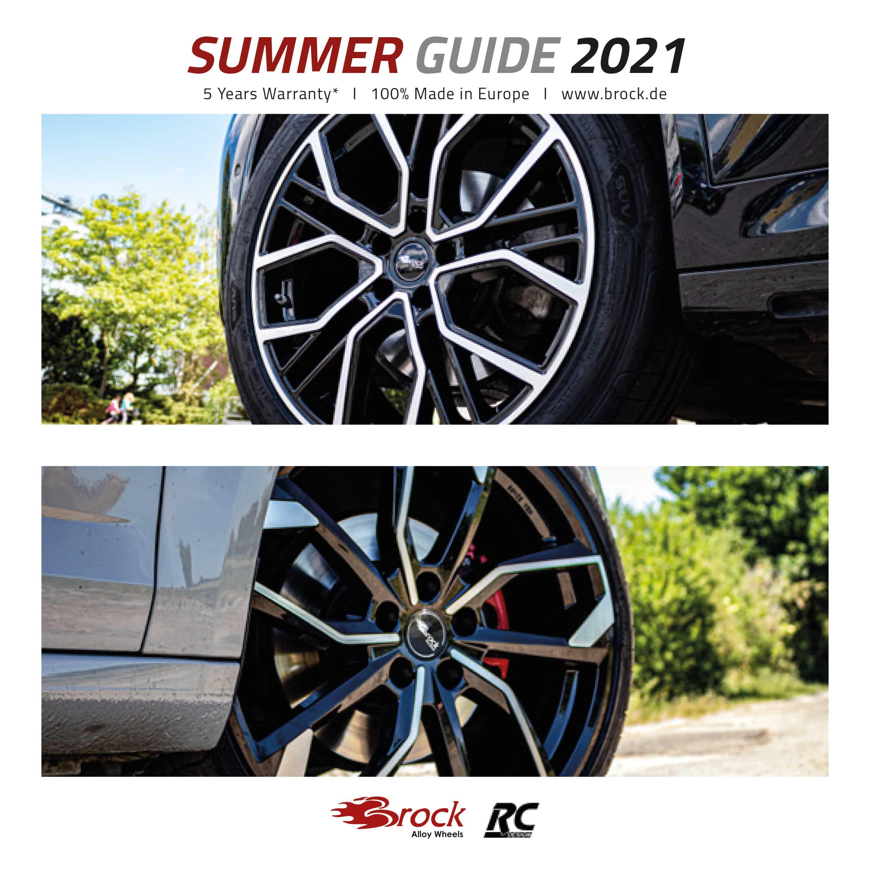 Summerkatalog 2021